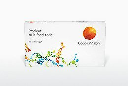 Lenti a contatto Cooper Vision Proclear multifocal XR [N-Linse] PCMX6N